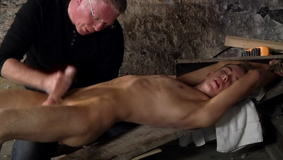 Boynapped - Pushed to the Limits - Scene 1