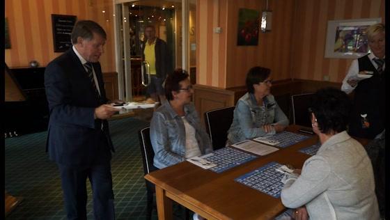 Burgemeester in het Hotel