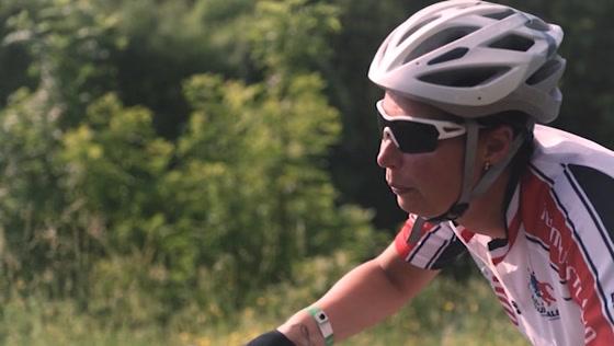 Team Westland: Op de Tourmalet