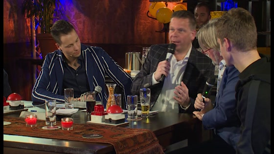 WOS Extra: Round Table Café 2018