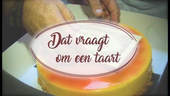 Dat vraagt om een Taart