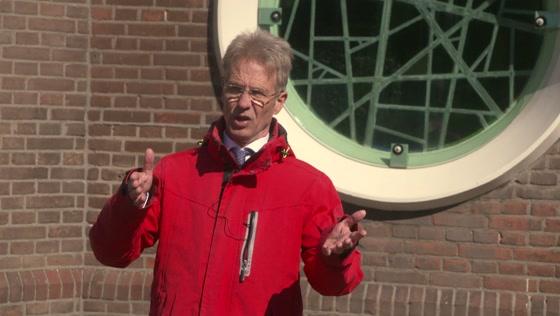 Kerkdienst vanuit de Noorderkerk in 's-Gravenzande