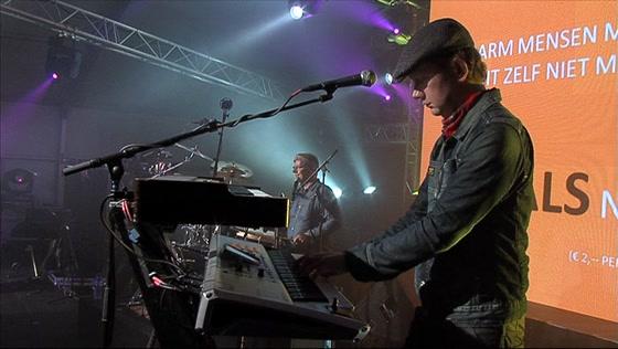 Kromme Jongens live - Met Mekaar
