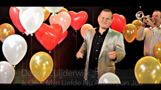 Danny Zuijderwijk - Ik Geef Mijn Liefde Nu Alleen Aan Jou