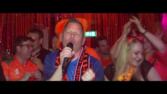 John Dame - De mannen van Van Gaal