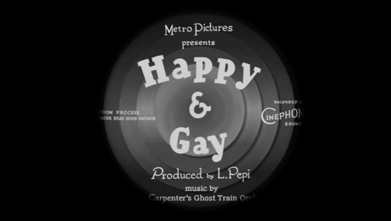 Shorts Night: Happy & Gay