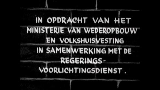 Nederland Toen - Wonen