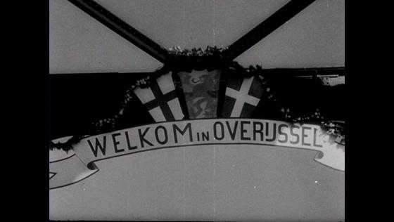 Rijk Verleden - Koninklijk Bezoek aan Overijssel