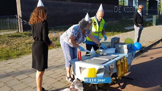 110 jaar Koog Zaandijk