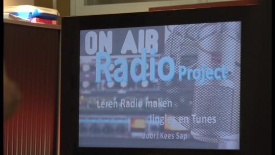 Radioproject Heliomare-Zaanradio