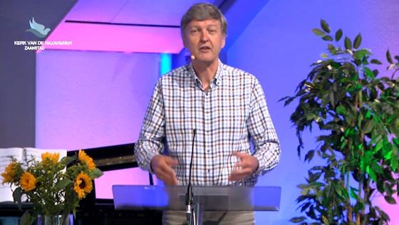 Kerk van de Nazarener dienst - 7 juni