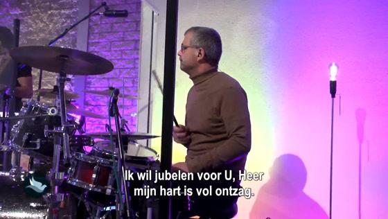 Kerk van de Nazarener dienst - 2 mei