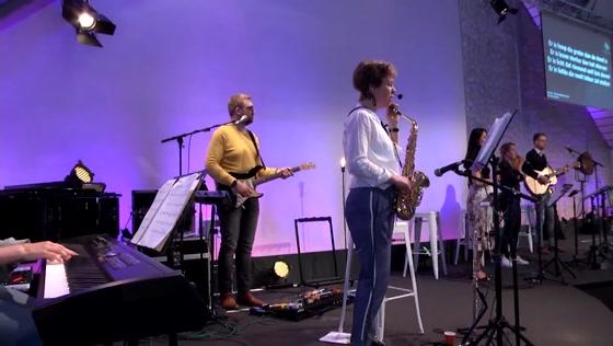 Kerk van de Nazarener dienst - 30 mei