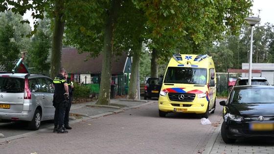Steekpartij in Zaandijk, politie op zoek naar dader