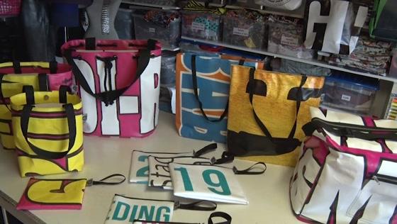 Aslin - Astrid van der Linden verkoopt duurzame tassen