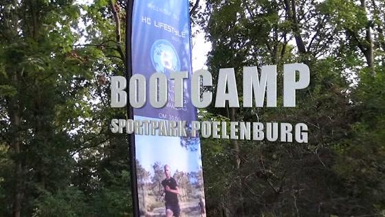 Bootcamp sportpark Poelenburg