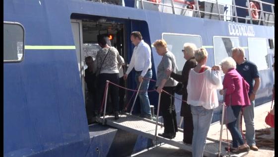 Veel animo voor boottocht ouderen