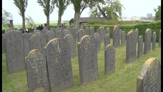 Dodenherdenking op Joodse Begraafplaats Zaandam