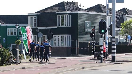 Explosie bij Hotel Zaandijk: politie denkt aan gerichte actie