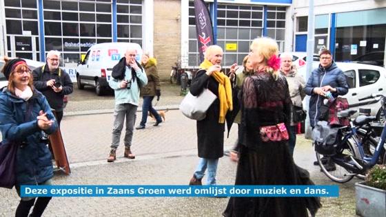 Fotograaf Erik Esteie exposeert in Zaans Groen