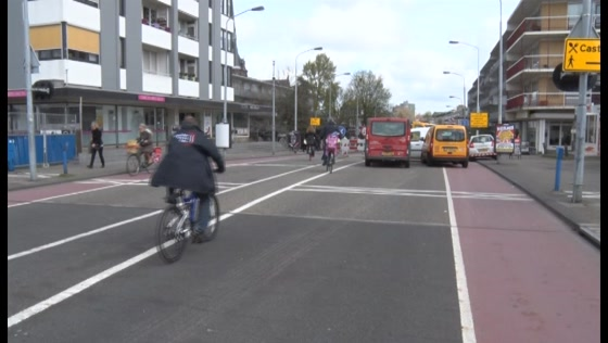 Gemeente gestart met plaatsen van beweegbare palen in centrum Zaandam