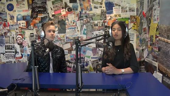 Quinten & Noa Jessie - Hallo | Live bij Hof van Hollands op Zaanradio