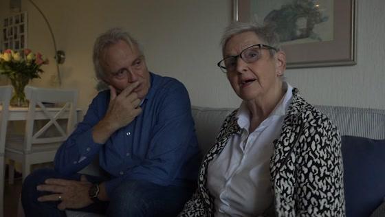 Jan ontmoet na 60 jaar de vrouw die zijn leven redde