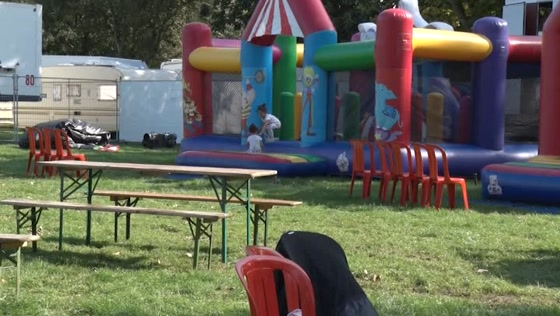 Jumping World en circus Freiwald 2019