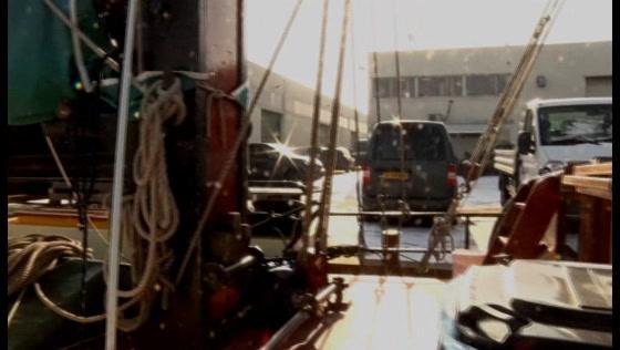 Kaat Mossel - de rijke geschiedenis van een klipperschip