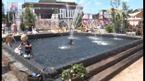 Linda Festival op het Hembrugterrein