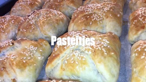 Makkelijk Koken met een Twist - Pasteitjes