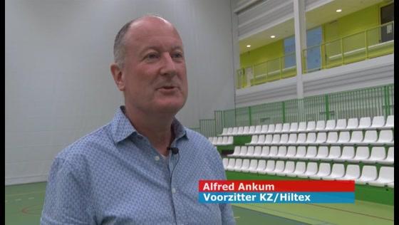 Wim Bakker, nieuwe hoofdtrainer KZ