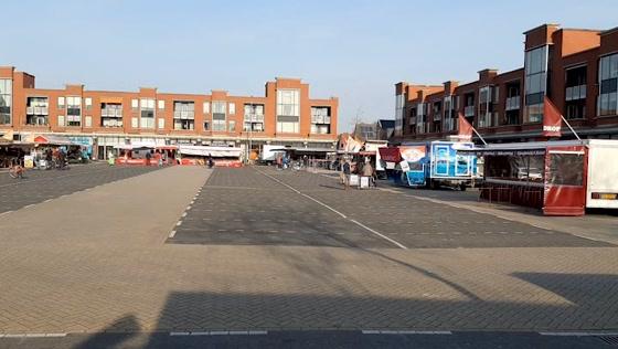 Onzekere dagen op markt in Wormerveer
