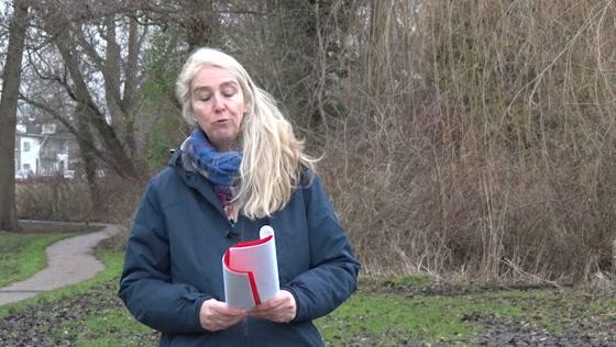 Poezieparade Michelle Drion en Marcel de Kleijn