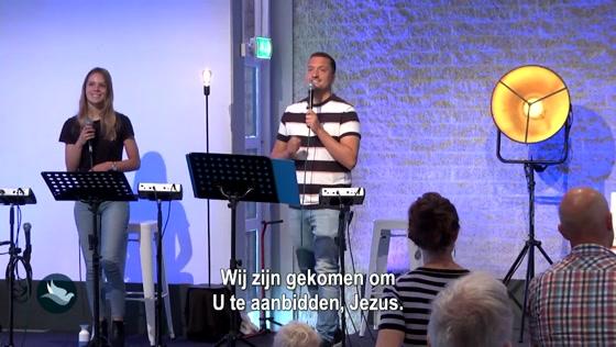 Kerk van de Nazarener dienst - 27 juni