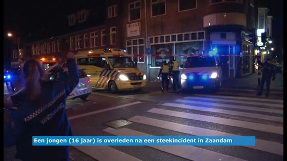 Slachtoffer steekpartij De Savornin Lohmanstraat overleden (update)