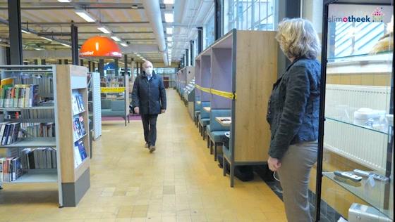 Slimotheek in De Bieb is geopend