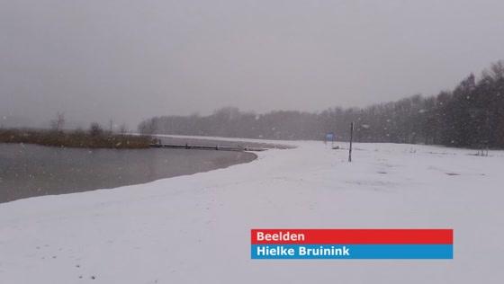 Sneeuwbeelden Twiske