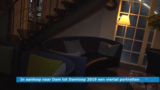Sterre Haitsma naar Dam tot Damloop 2019