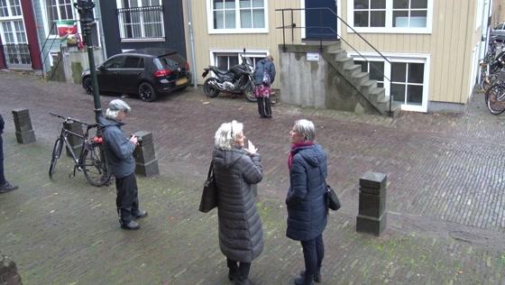Struikelstenen in de Noorderkerkstraat