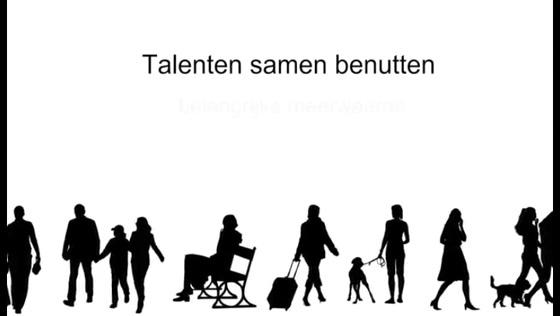 Talenten samen benutten (film Movisie)