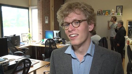 Thijs de Lange, toekomstig Minister van Gehandicaptenzaken?