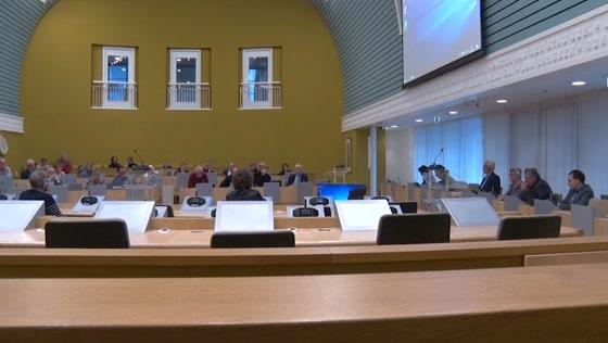 Vergadering Recreatieschap Twiske-Waterland