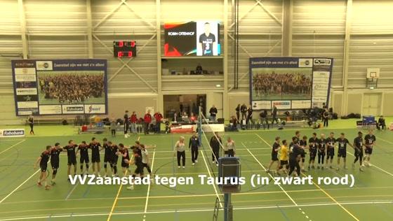 Verslag VV Zaanstad tegen Taurus Houten