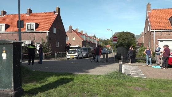 Verwarde man dreigt woning op te blazen in Krommenie twaalf huizen ontruimd