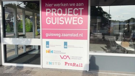 Werken aan Project Guisweg