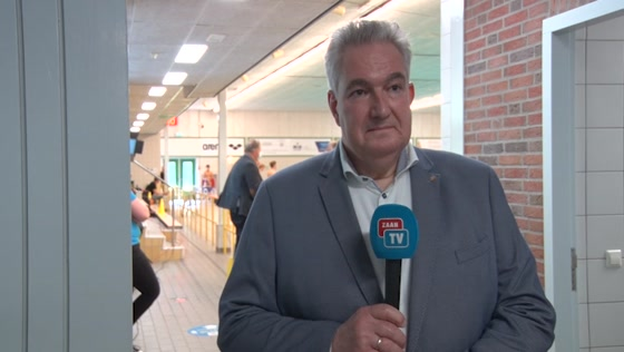 ZV de Zaan waterpolofinale interviews