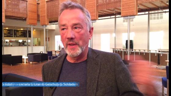 nieuws: Eerste activiteit Literair Gezelschap Schiedam