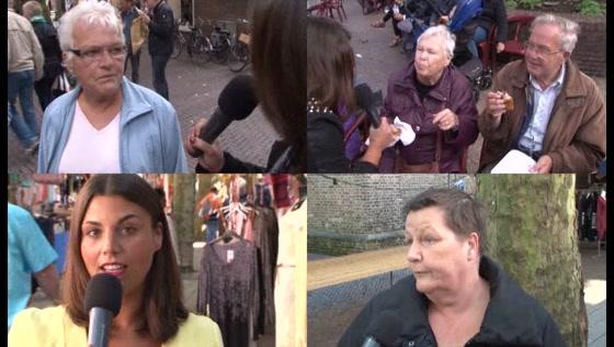 Mandy op de Markt: Wat vindt u van gezichtsbedekkende kleding?
