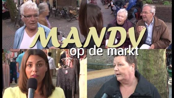 Mandy op de markt: wegpiraten